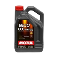 Моторное масло MOTUL 8100 Eco-nergy 5W30, 5л